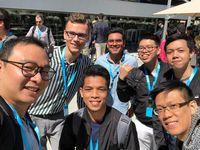 Cerita Lebaran Pemuda Asal Cirebon di Markas Apple