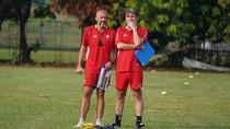 Julio Banuelos: Latihan Pertama di Persija Mengesankan
