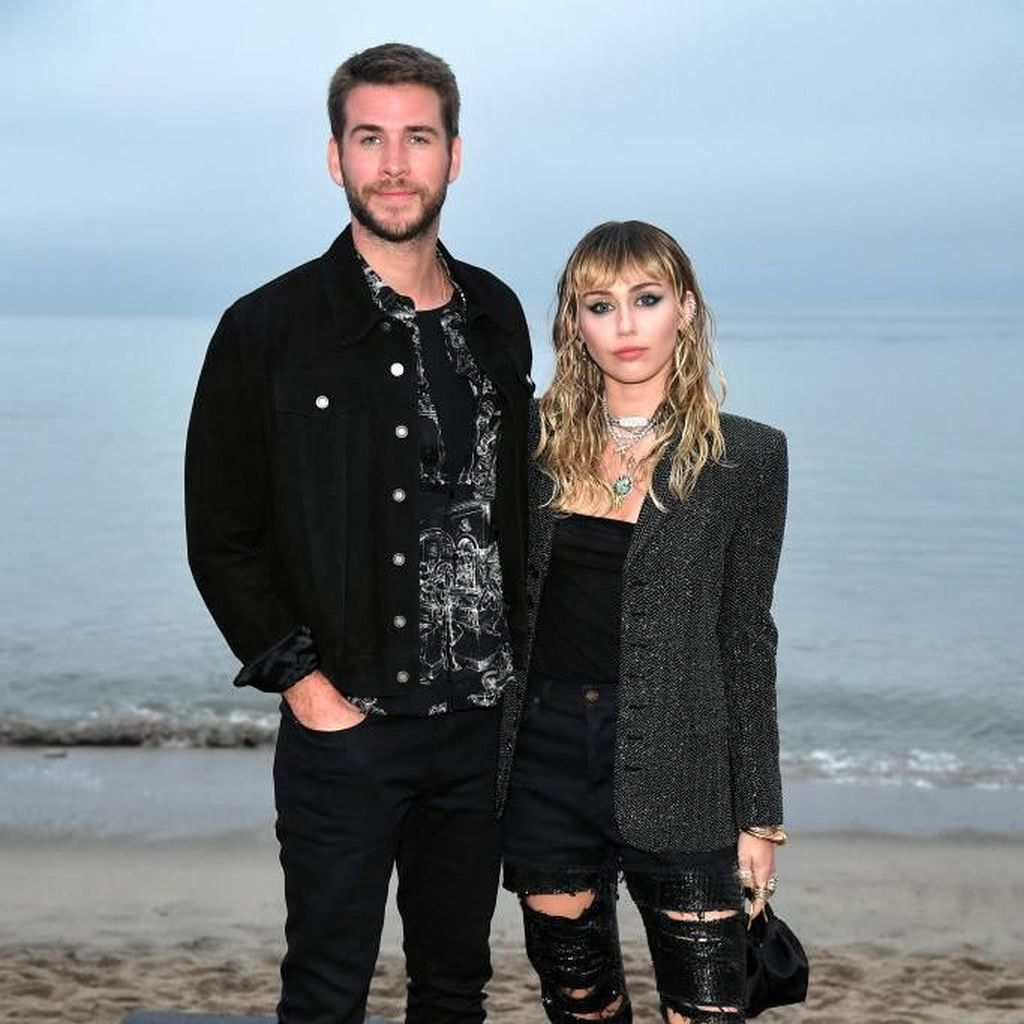 Liam Hemsworth Resmi Gugat Cerai Miley Cyrus!