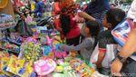 Pamor Pasar Gembrong Gudang Mainan Kian Pudar
