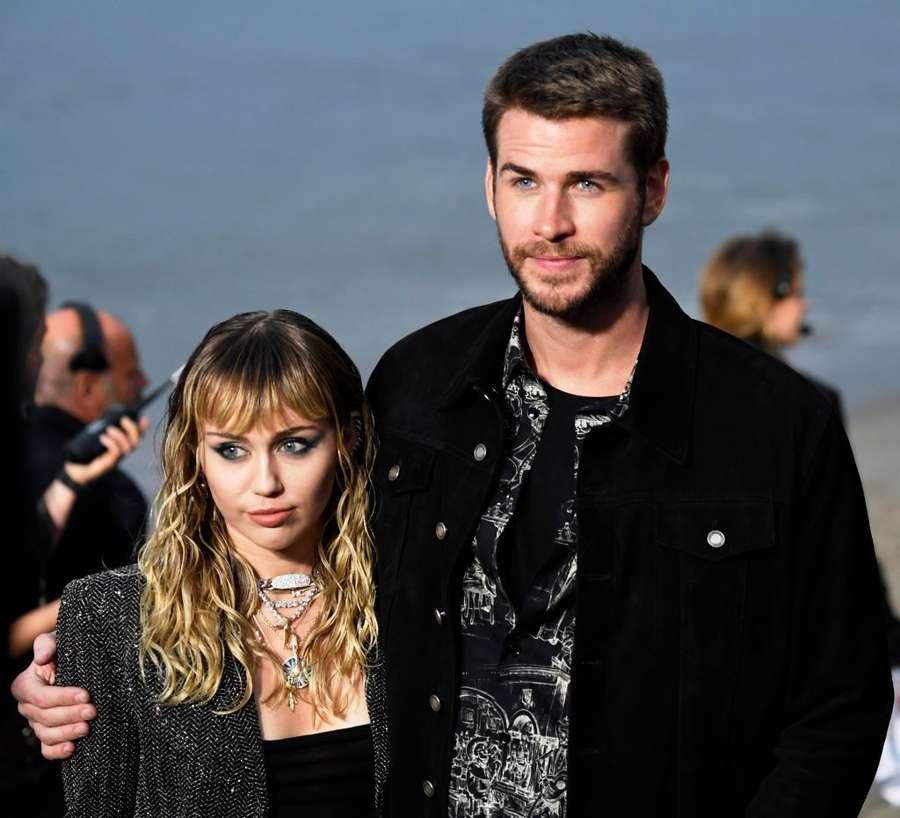 Resmi Nikah, Miley Cyrus dan Liam Hemsworth Makin Serasi