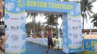 Ikuti Bintan Triathlon 2019, Wisman Prancis: Alam Bintan Itu Indah