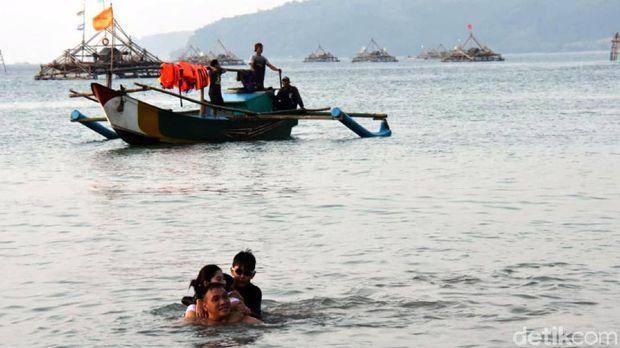 Libur Lebaran, Geopark Ciletuh Bebaskan Biaya Masuk