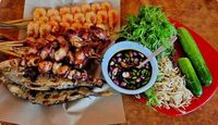 Santap Seafood Bareng Keluarga di 5 Resto lKawasan Pantai Anyer
