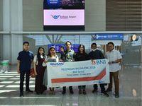 BNI Fasilitasi Pekerja Migran Indonesia Mudik dari 5 Negara