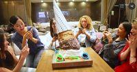Menggoda, Ini Es Krim Cone Raksasa yang Beratnya 11 Kilo!
