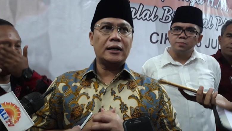 PDIP Nilai Megawati Beri Contoh Bedakan Politik dengan Kemanusiaan