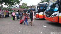 Tiket Pesawat Mahal, Orang Sumatera Pilih Mudik Pakai Bus Umum