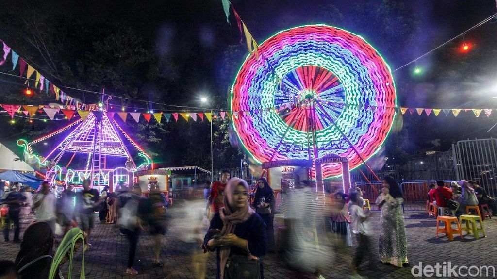 PRJ, Wisata Alternatif Hiburan Warga Ibu Kota