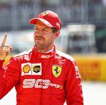 Puasa Pole Vettel Berakhir Sudah