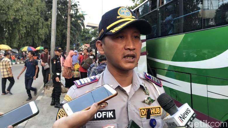 Arus Balik, 15.784 Penumpang Tiba di Terminal Kampung Rambutan Hari Ini