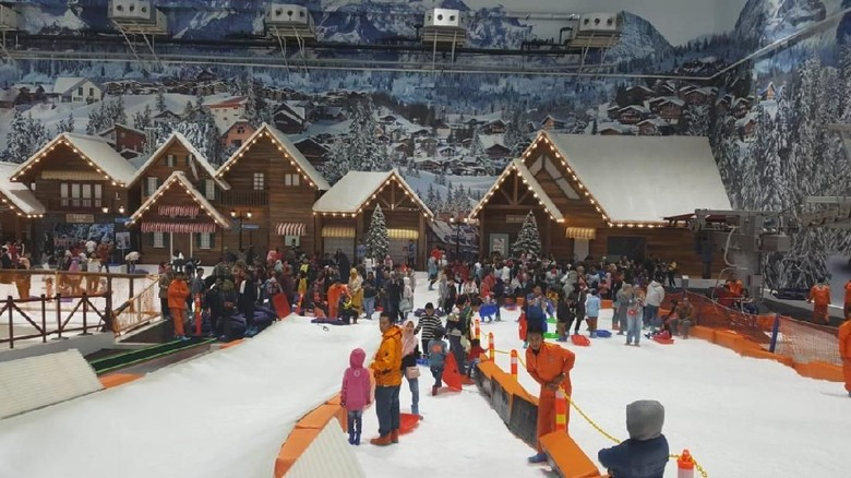 Trans Snow World Bekasi (Dok. detikcom)