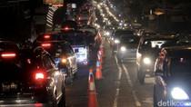 Potret Kemacetan Arus Balik H+3 di Jalur Nagreg