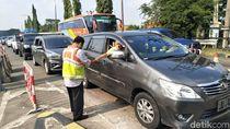 H+4 Lebaran, 125 Ribu Kendaraan Melintas di Tol Tangerang-Merak