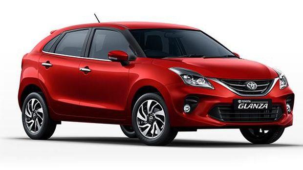 Toyota Glanza, kolaborasi Toyota dan Suzuki di India