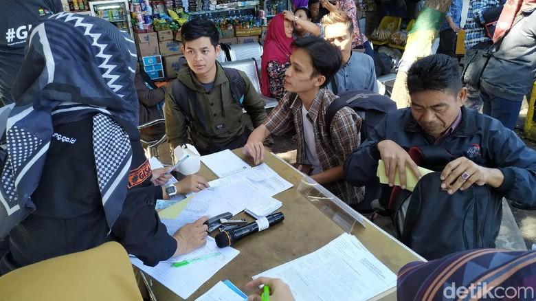 Banyak Pendatang ke Kota Bandung Tanpa Surat Tinggal Sementara
