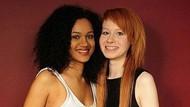 Beda Warna Kulit, Nggak Ada yang Percaya 2 Wanita Ini Kembar