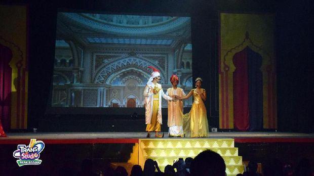 'Aladdin' Hadir di Trans Studio Theme Park Makassar