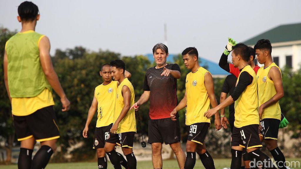 Persija Butuh Skuat Prima untuk Menjamu Borneo FC di Piala Indonesia