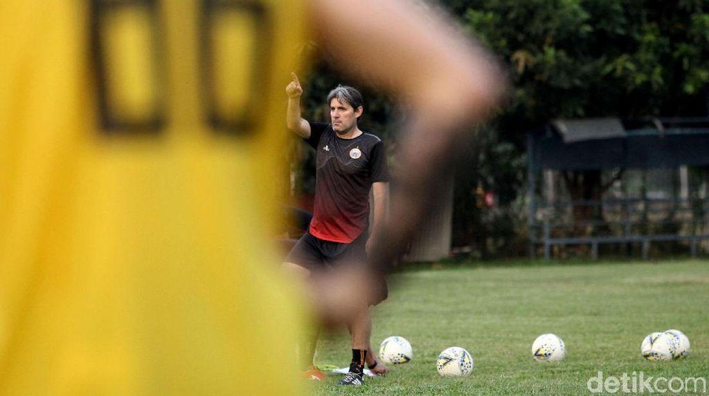 Menanti Auman Lantang Persija Bersama Pelatih Baru
