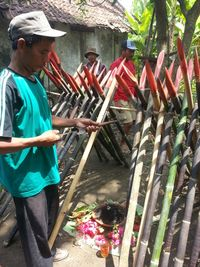 Bambu Runcing hingga Kemenyan di Pembebasan Lahan Tol