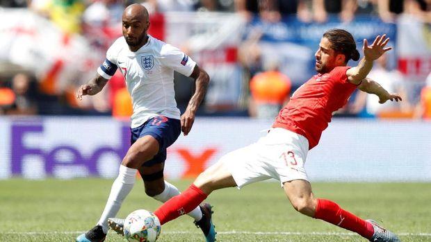 Timnas Inggris memiliki banyak peluang namun tidak bisa bobol gawang Swiss.