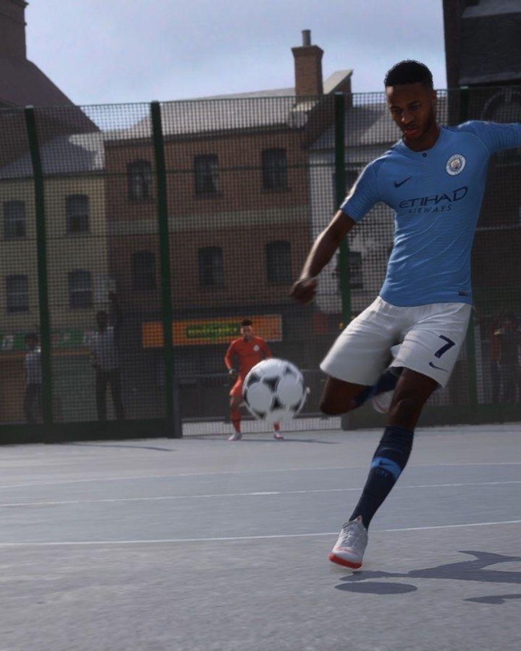 EA Sports resmi merilis trailer perdana dari FIFA 20, sekaligus memperkenalkan sejumlah hal baru di dalam game sepak bola besutannya itu. Foto:Instagram/easportsfifa