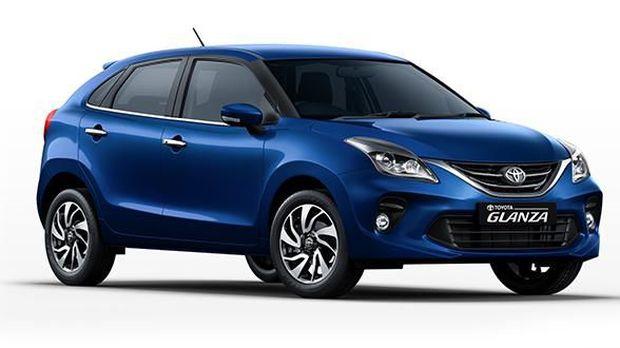 Toyota Glanza Kembaran Suzuki Baleno