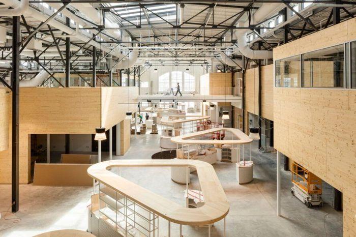 Bangunan ini berdiri di Quebec, Kanada. Istimewa/Maxime Brouillet.