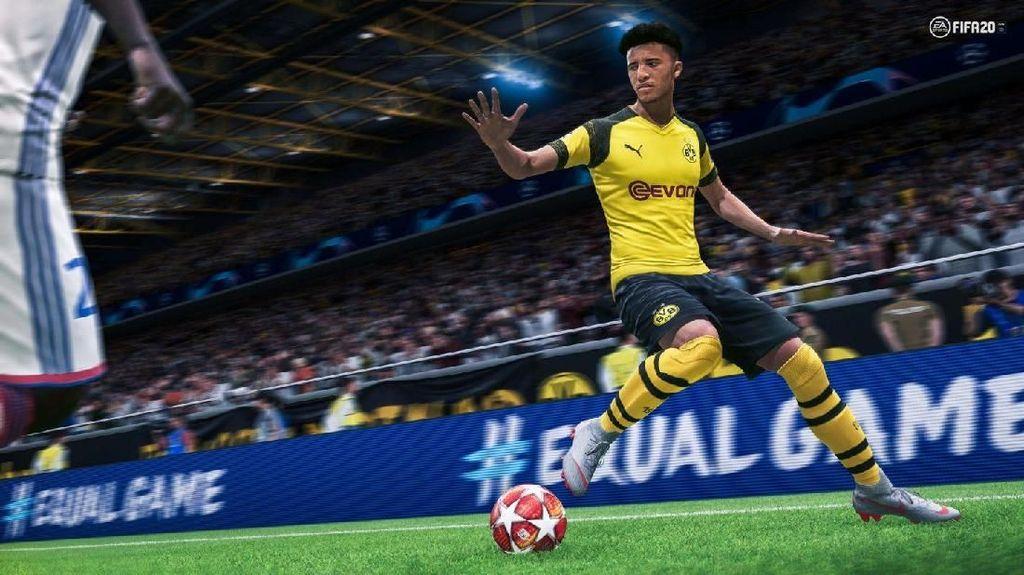 Penampakan Perdana dari FIFA 20