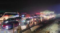 Arus Balik, Jasa Marga Berlakukan Contraflow di Km 65-38 Arah Jakarta