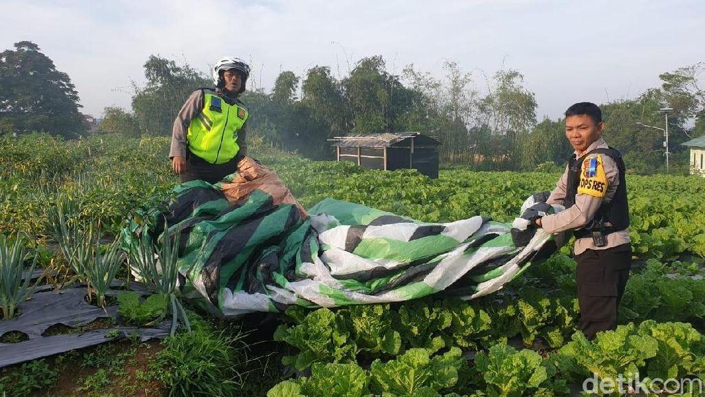 Enam Warga Wonosobo jadi Tersangka Penerbangan Balon Udara Liar
