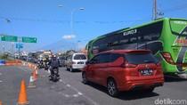 Arus Balik di Pantura Cirebon, Polisi Buka Tutup Jalur Palimanan