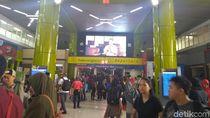 Arus Balik via Kereta Diprediksi akan Terjadi hingga Sabtu 15 Juni
