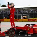 Kualifikasi F1 GP Kanada: Vettel Pole, Hamilton Kedua