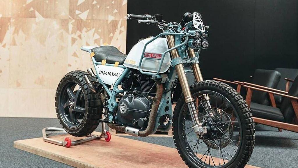 Maaf, Royal Enfield Belum Tertarik Datangkan Motor 350cc ke Indonesia