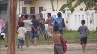 Ribut-ribut di Polewali Mandar Gegara Senjata Mainan