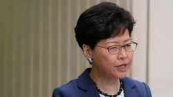 Pemimpin Hong Kong Minta Maaf Atas Kontroversi RUU Ekstradisi ke China