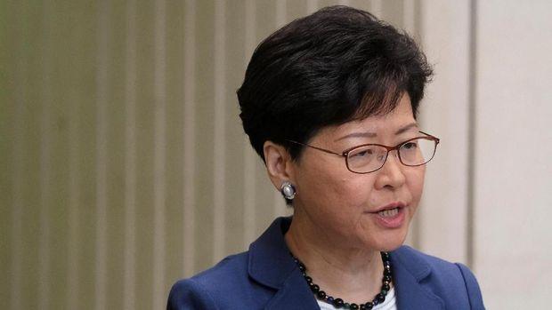 Chief Executive Hong Kong, Carrie Lam