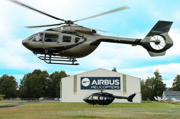 Helikopter H145 dijual sejak tahun 2015 dan merupakan seri helikopter terbaru dari Airbus. H145 adalah model paling berteknologi tinggi di antara helikopter Airbus bermesin ganda (Aribus)