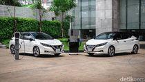 Harga Nissan Leaf Bakal di Bawah Rp 1 Miliar