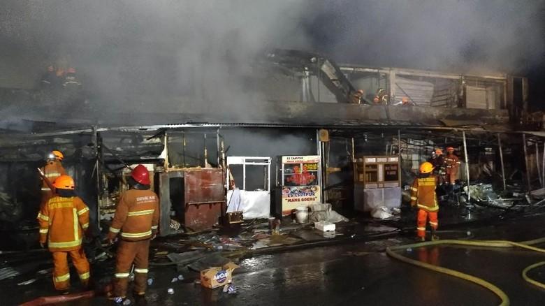 Cegah Kebakaran, Pemkot Bandung Segera Audit Kelayakan Pasar