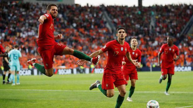 Portugal masih berada di posisi keempat klasemen Grup B.