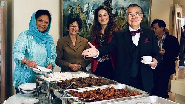 Halal Bihalal Satukan Diaspora Indonesia di Perth dengan Tokoh Lokal