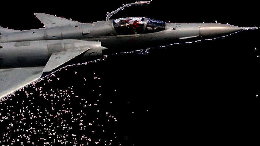 Bagian Pesawat Tempur Jatuh dan Berbunyi Keras, Dikira Kiamat