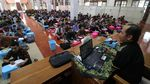 Keren! Salah Satu PLTS Terbesar di Indonesia Ada di Pesantren Ini