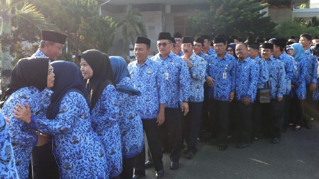 KASN Sebut 15 Camat Makassar Patut Dihukum karena Tak Netral di Pilpres