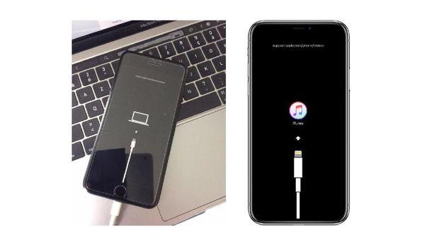 Perbandingan tampilan Restore di iOS 13 dan iOS 12