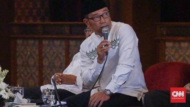 RK Bersua Ustaz Baequni Usai Tuduhan Desain Masjid Illuminati