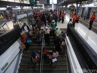 7 Rute Baru Kereta dari Gambir dan Senen per Desember